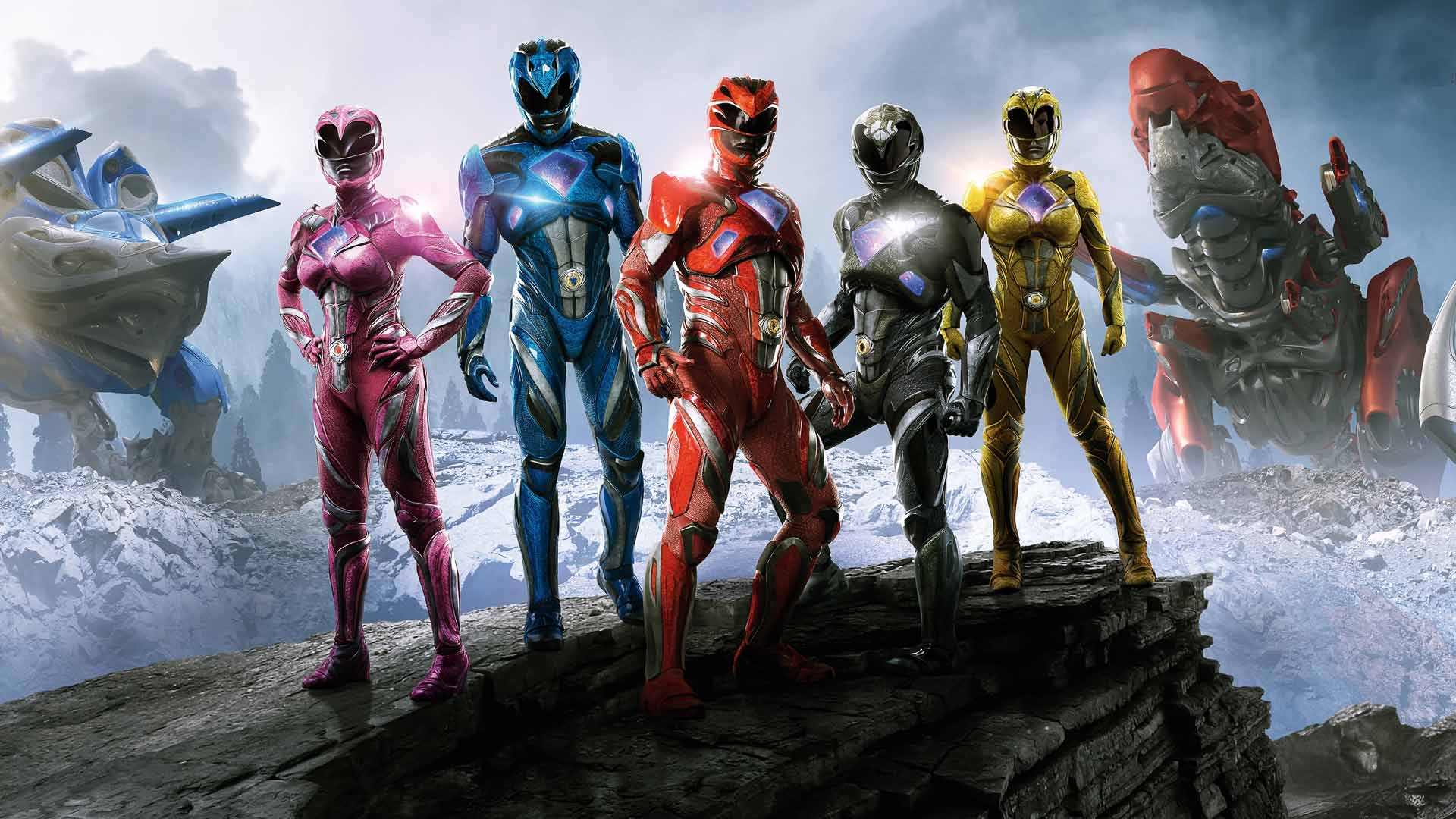 Fatal Error Podcast Movie #005: Go Go Power Rangers