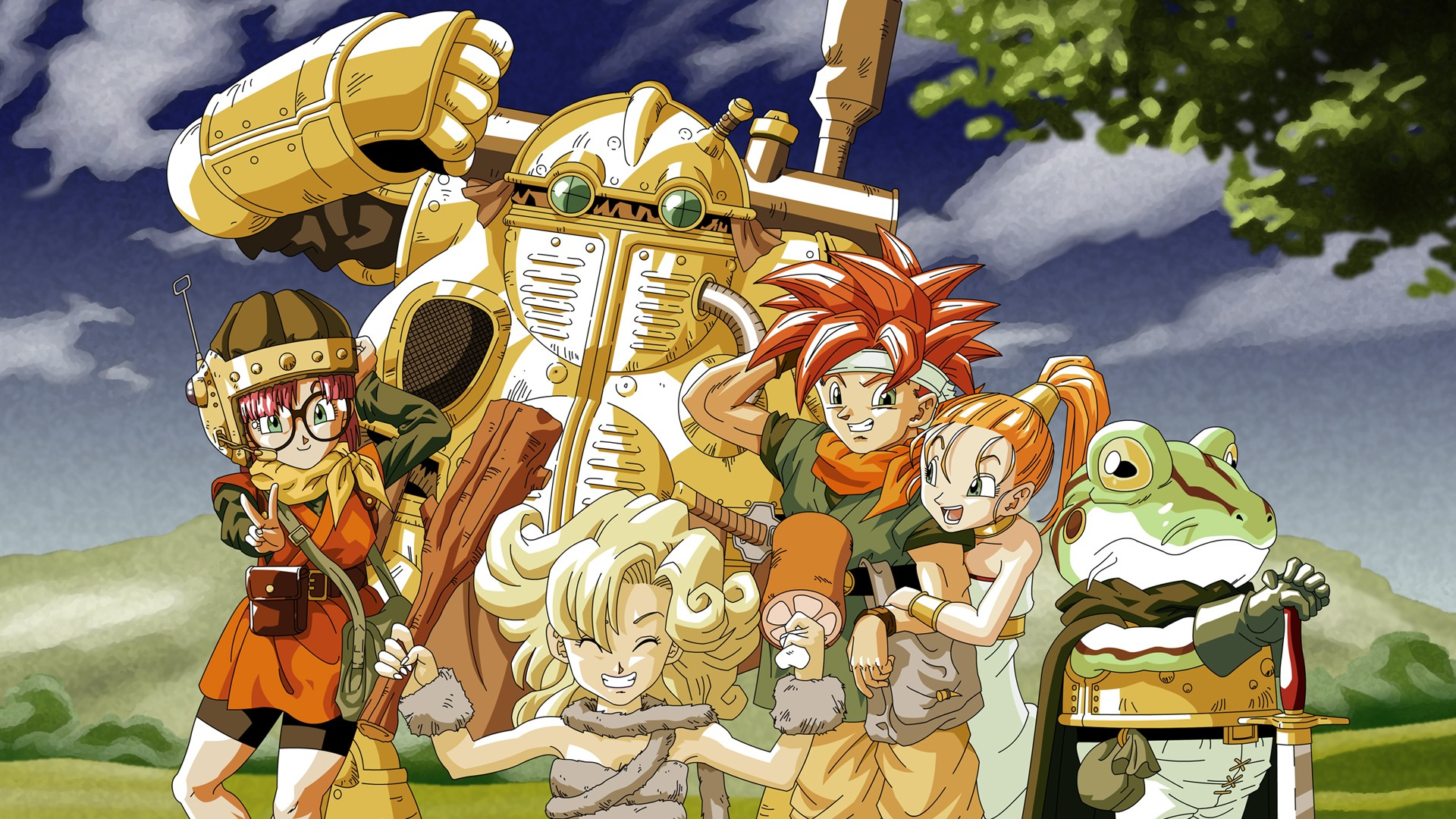 Fatal Error Podcast Games #007: 22 Anos de Chrono Trigger