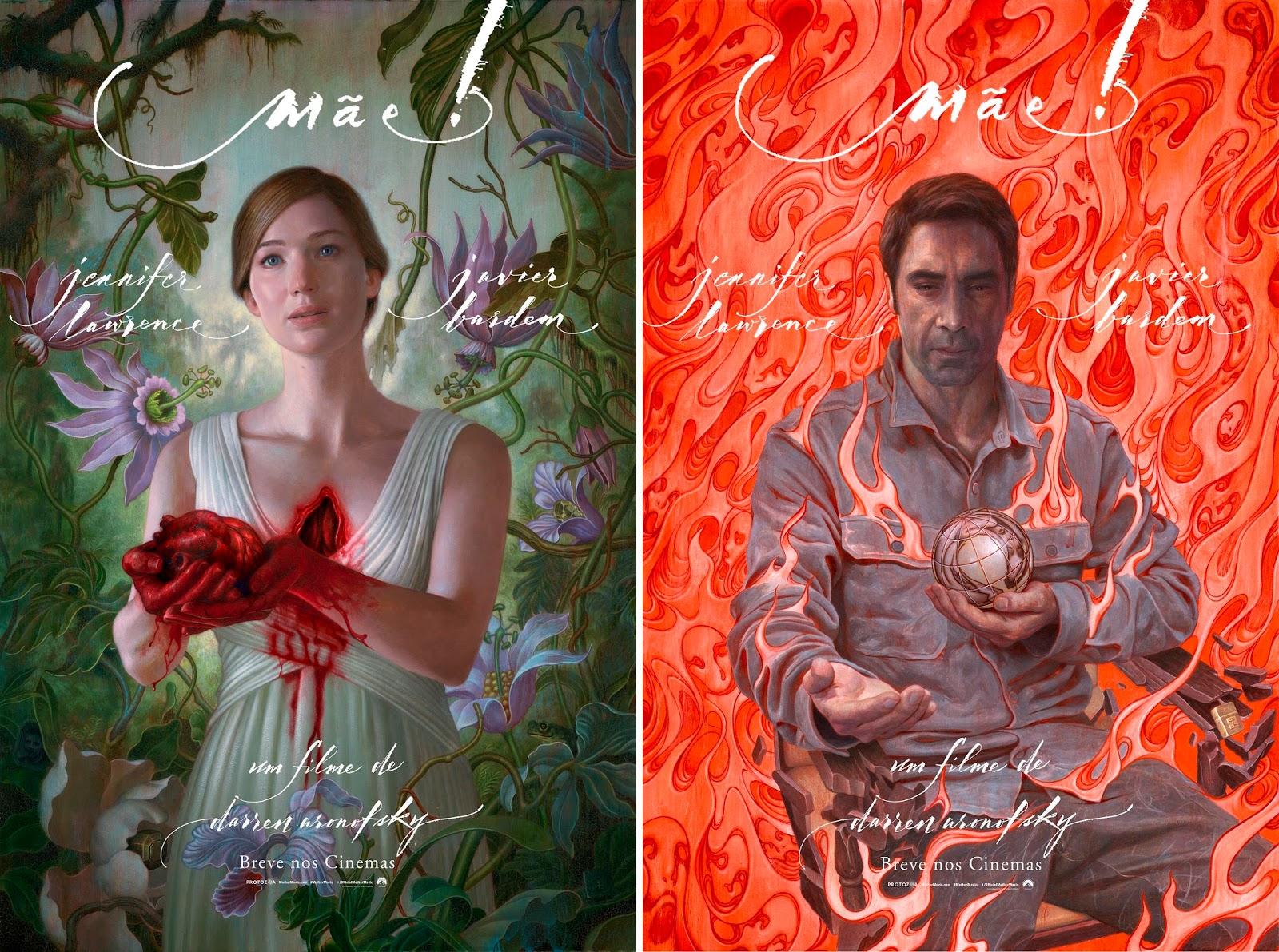 Fatal Error Nerd Filmes #17: Mãe