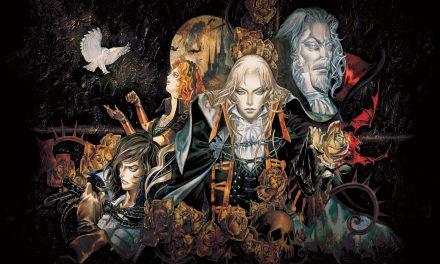 Fatal Error Podcast Games #16: Castlevania Symphony Of The Night