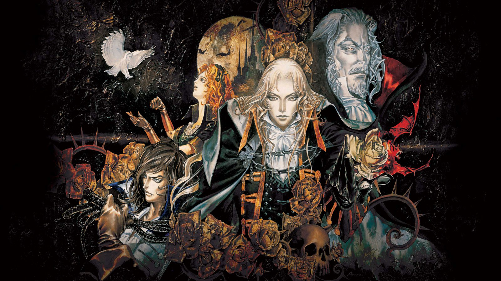 Fatal Error Podcast Games #16: Castlevania Symphony Of The Night