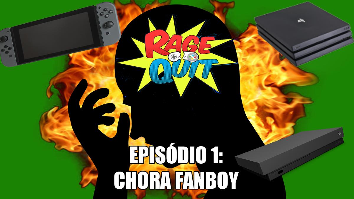 [+18] Rage Quit Arena 01: Chora Fanboy