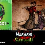 Fatal Error Nerd Games #103: Musashi vs Cthulhu