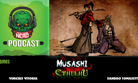 Fatal Error Nerd Games #59: Musashi vs Cthulhu
