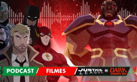 Fatal Error Nerd Filmes #86: Liga da Justiça Sombria: Guerra de Apokolips