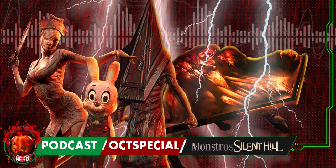 Fatal Error Nerd OCTSPECIAL #91: Monstros de Silent Hill