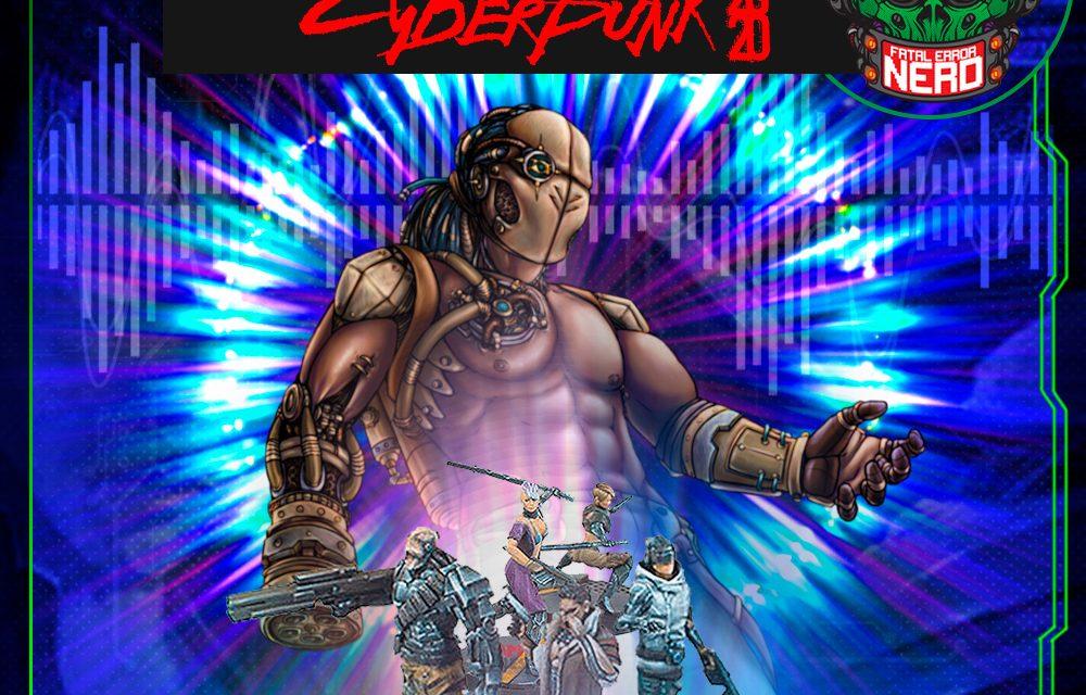 Fatal Error Nerd RPG #99: Cyberpunk 2020