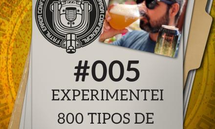 Fatal Error Confidencial #5 | Experimentei 800 tipos de cerveja (com Nélio Castro)