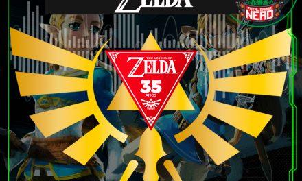 Fatal Error Nerd #132: Franquia Zelda